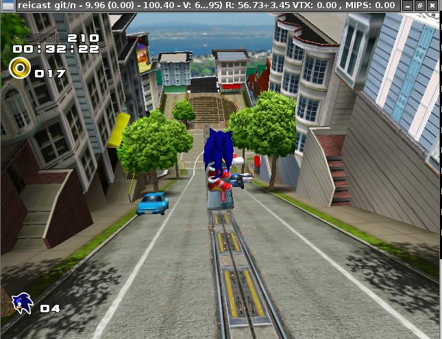 Testando o Reicast – emulador de Sega Dreamcast no Linux